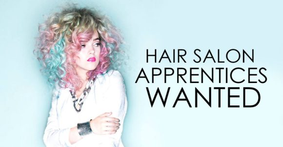SALON APPRENTICES WANTED AT MUSE HAIR SALON IN BROADWAY, WORCESTERSHIRE