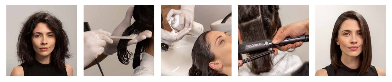 KeraStraight Hair Smoothing at Muse Hairdressers in Broadway, Worcestershire