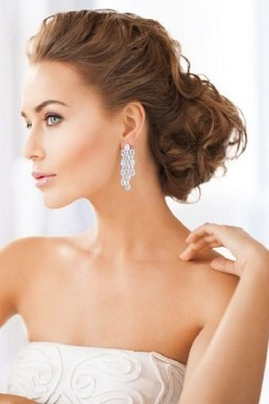 Bridal Upstyles at Muse Hair Salon in Broadway, Worcestershire