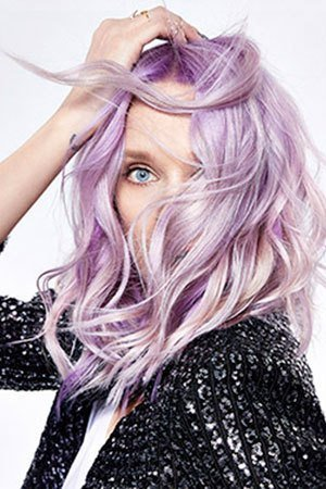 Pastel Hair Colours at Muse Hairdressers, Broadway, Worcestershire