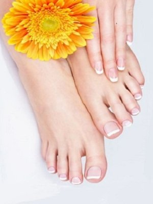 Pedicures at Best Nails Salon in Broadway, Worcestershire
