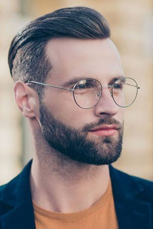 Fade Hairstyles for Men at Muse Salon & Barbers in Broadway, Worcestershire