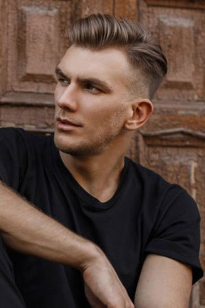 Modern Hairstyles for Men at Muse Salon & Barbers in Broadway, Worcestershire